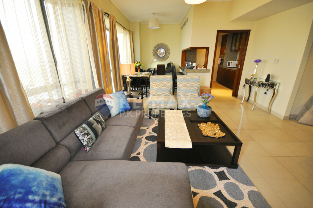 Fully Furnished  1 Bedroom apartment | High Floor - South Ridge 5, South Ridge, Downtown Dubai, Dubai