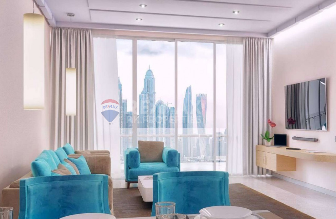 Re-Sale | Hotel Residences | Full Sea View - Seven Palm, Palm Jumeirah, Dubai