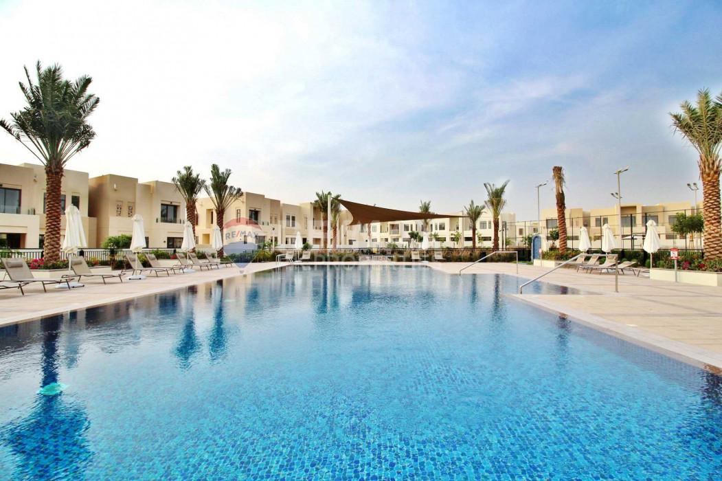 Call Now | Type G | 4 Beds + Maids | Single Row - Mira Oasis 2, Mira Oasis, Reem, Dubai