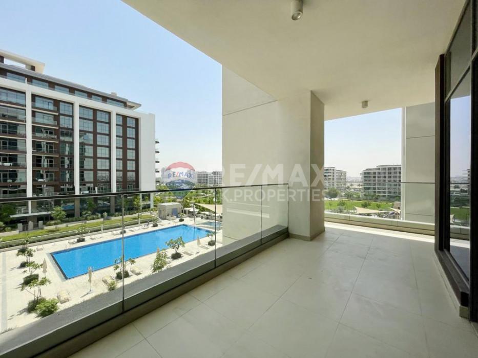 Exclusive | Keys With Me | Pool and Park Views | - Acacia, Park Heights, Dubai Hills Estate, Dubai