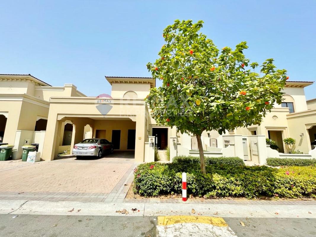 Vacant | Type 2 | 3 Bed + Maids room - Palma - Palma, Arabian Ranches 2, Dubai