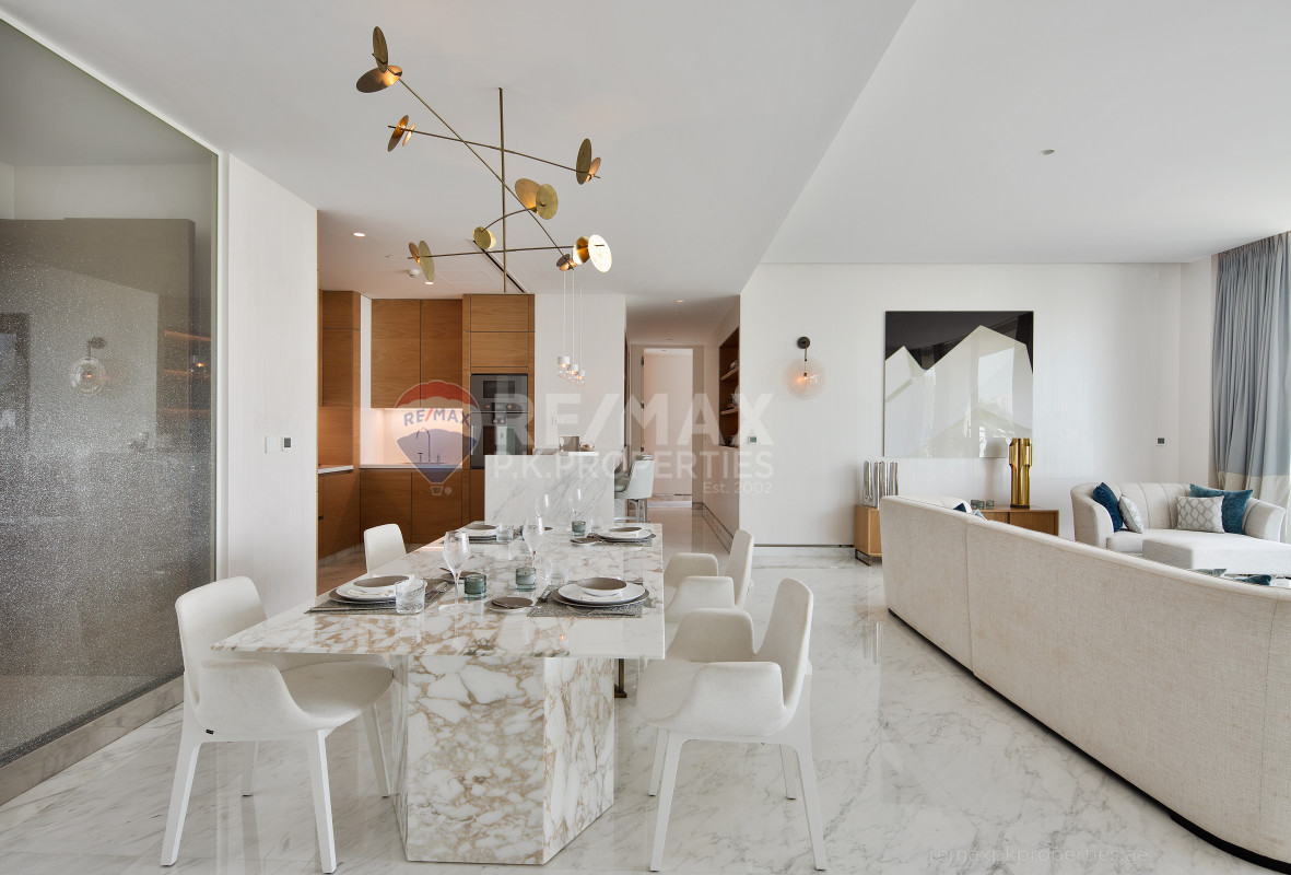 , The Royal Atlantis Resort & Residences, Palm Jumeirah, Dubai
