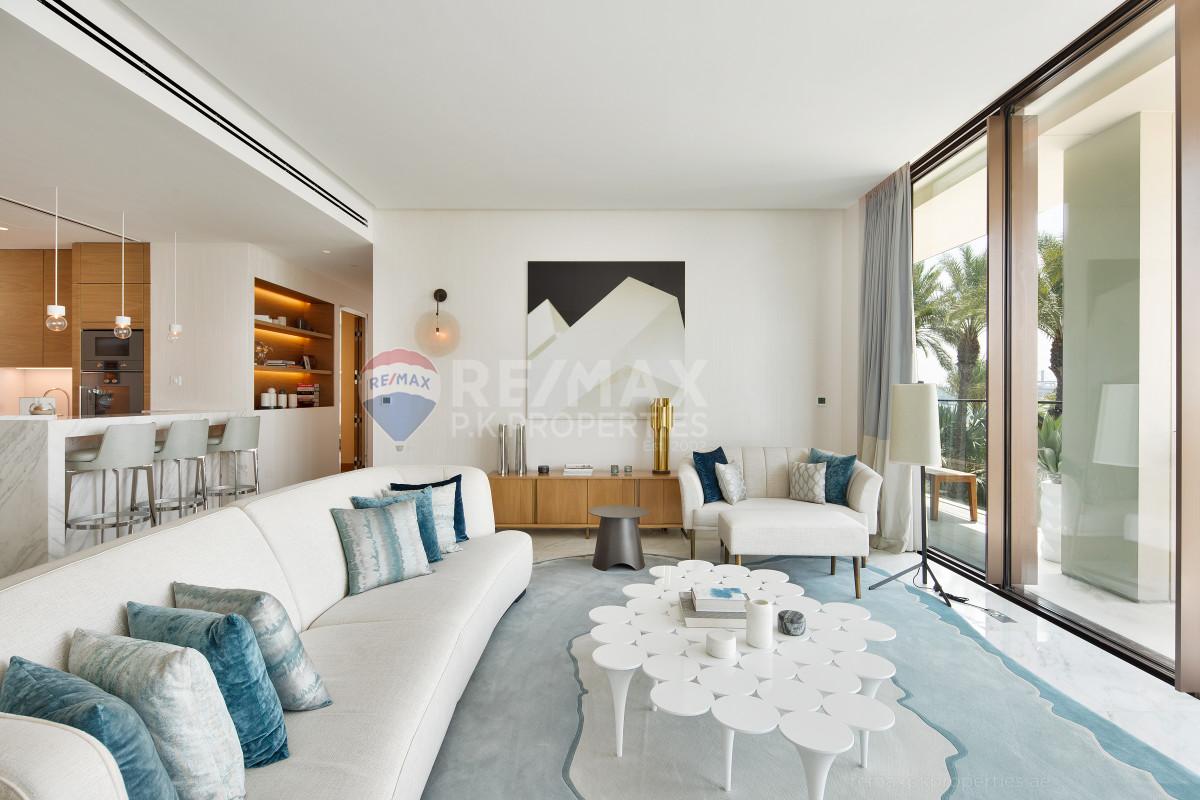 High Floor | Modern Masterpiece | World Class Living - The Royal Atlantis Resort & Residences, Palm Jumeirah, Dubai