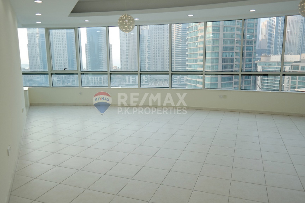 Exclusive Full Marina View|4 Bedroom| 2 Parking - Horizon Tower, Dubai Marina, Dubai