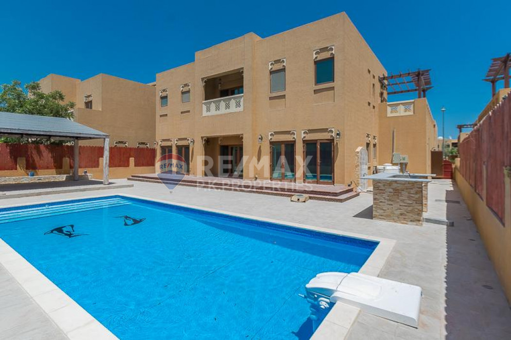 Exclusive Villa  | Large Plot With Pool | Upgraded
