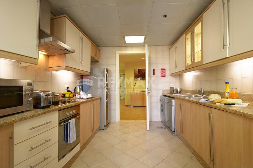 2 bedrooms furnished and serviced apartments in JLT -Dubai, Oaks Liwa Heights, Lake Allure, Jumeirah Lake Towers, Dubai