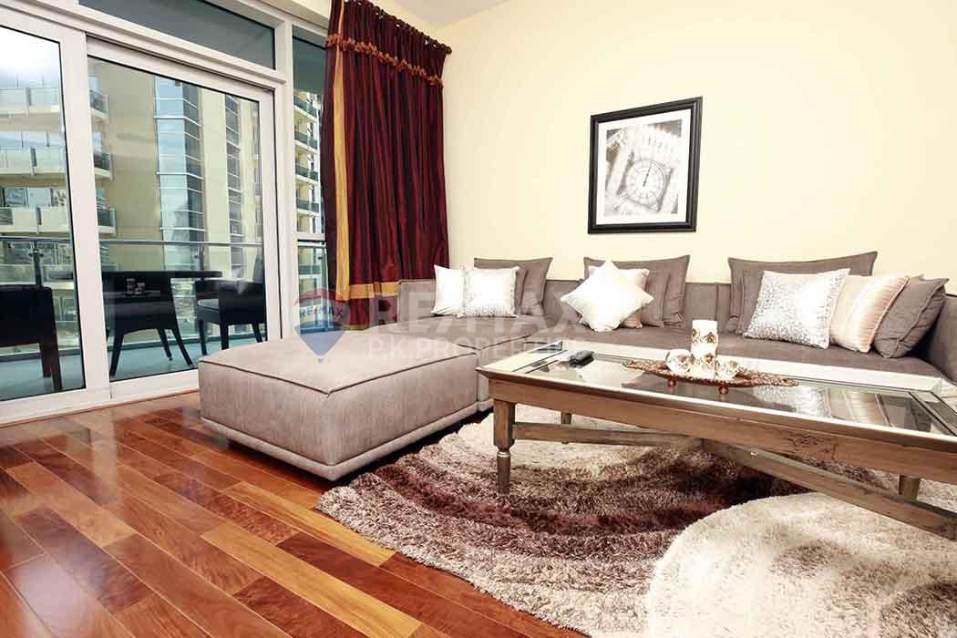 Vacant | Fully Furnished  | Full Marina view - Marina Terrace, Dubai Marina, Dubai