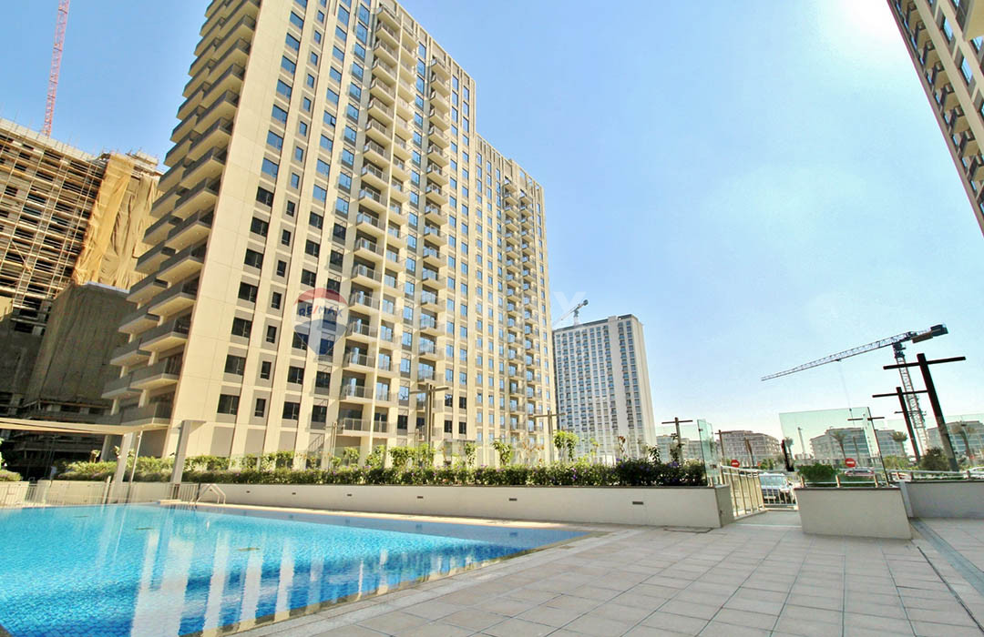 Vacant | Beautiful 2 Bedroom | ON A PAYMENT PLAN - Park Heights 2, Dubai Hills Estate, Dubai