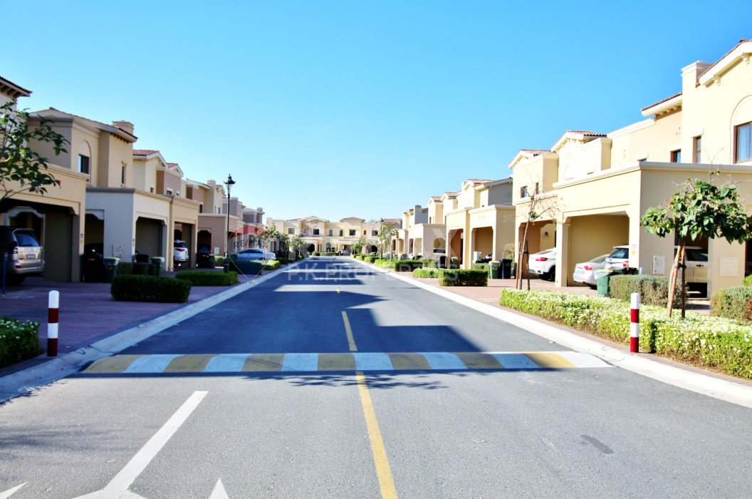 Available For Sale | Type 1M - 3 BED | Single Row - Mira 1, Mira, Reem, Dubai