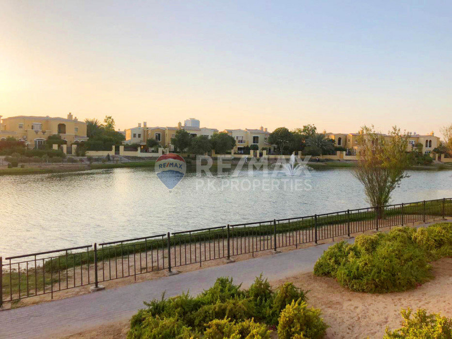 Stunning Location | 2 Beds Villa | Lake View - Palmera 2, Palmera, Arabian Ranches, Dubai