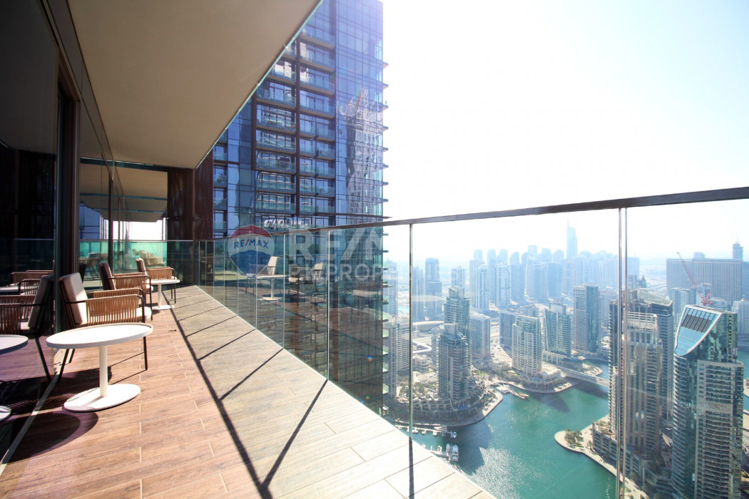 No Commission | Full Marina View | 3 Beds - Jumeirah Living Marina Gate, Marina Gate, Dubai Marina, Dubai