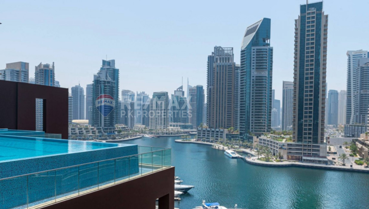 No Fees | Furnished | 3 Year Payment Plan - Jumeirah Living Marina Gate, Marina Gate, Dubai Marina, Dubai