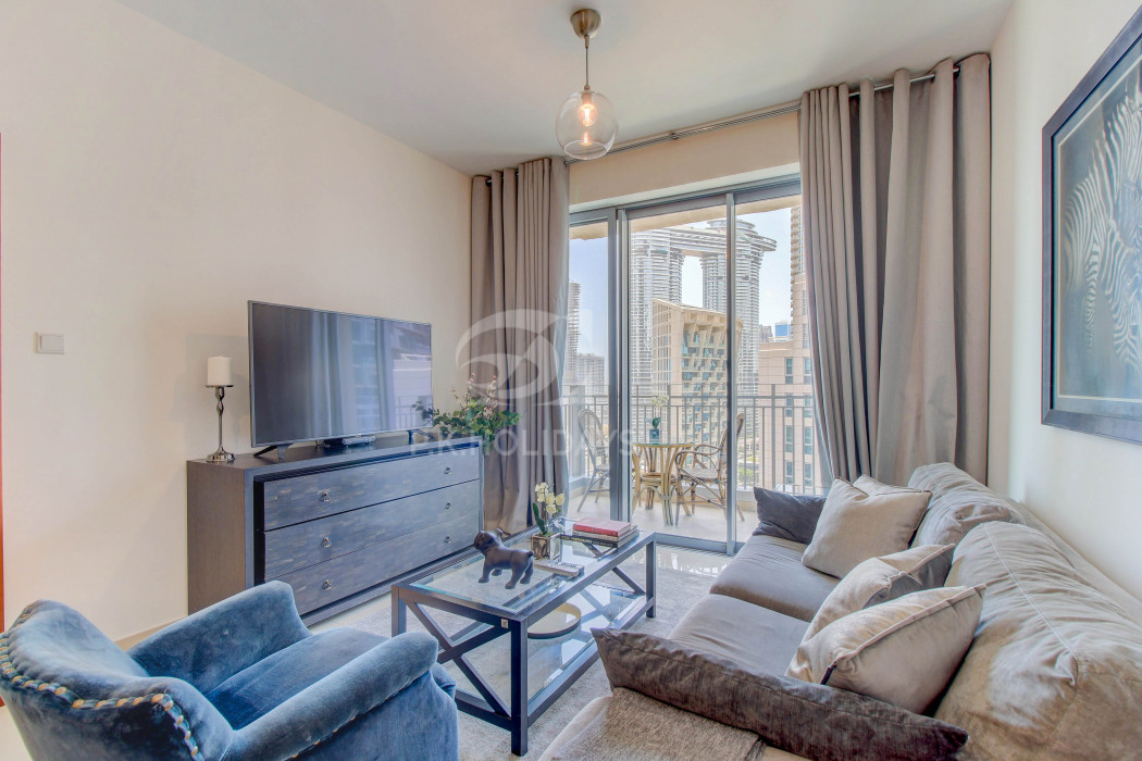 Beautiful 1 Bed Apartment   Close to Burj Khalifa, Standpoint Tower 1, Standpoint Towers, Downtown Dubai, Dubai