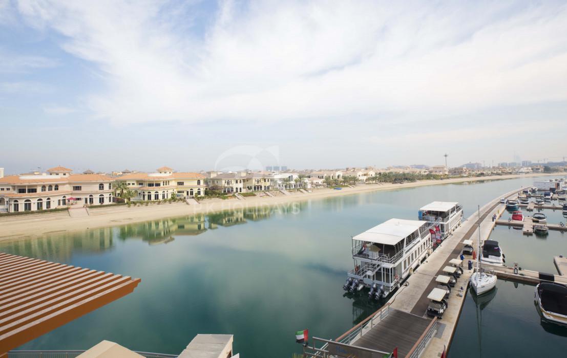 Refurbished Studio Apt in Palm Jumeirah, Palm Views East, Palm Views, Palm Jumeirah, Dubai