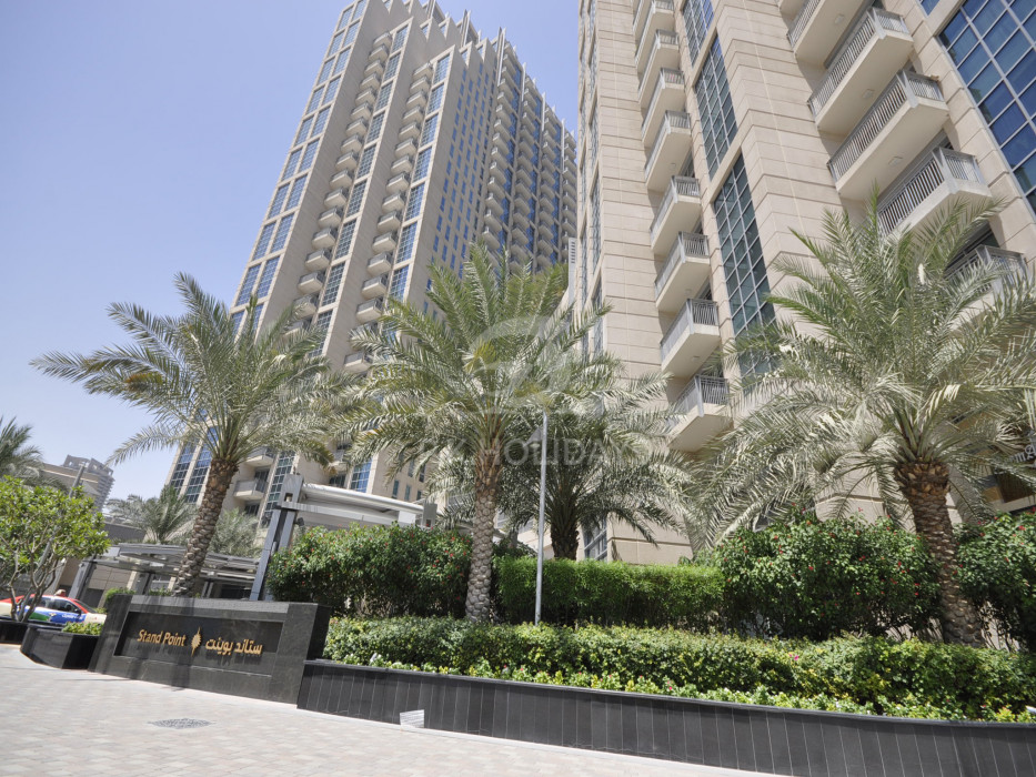 Beautiful 1 Bed Apartment | Close to Burj Khalifa, Standpoint Tower 1, Standpoint Towers, Downtown Dubai, Dubai