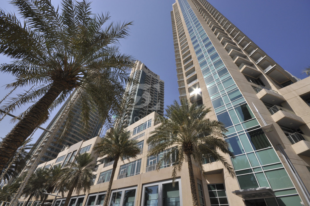 Spacious and Modern 1 Bed with Partial Burj View, The Lofts Central, The Lofts, Downtown Dubai, Dubai