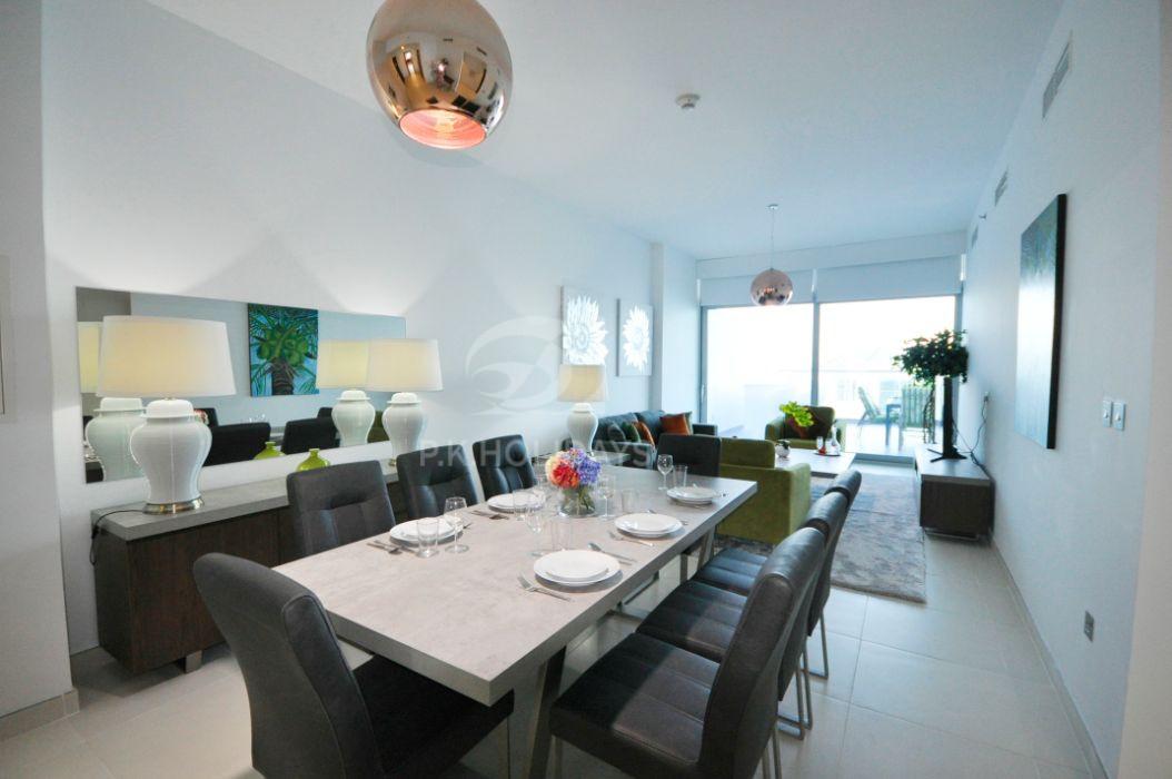 Stunning Apartment 2 bed+maid room   Full Sea view, Azure Residences, Palm Jumeirah, Dubai