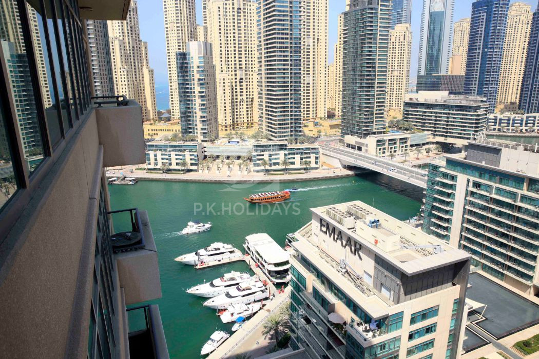 1 Bed Apt with Marina View | Great Location, Al Majara 2, Al Majara, Dubai Marina, Dubai