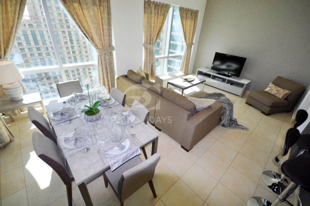 1 Bed+Study -Very Spacious -Lake & Golf Course View, The Fairways North, The Fairways, The Views, Dubai