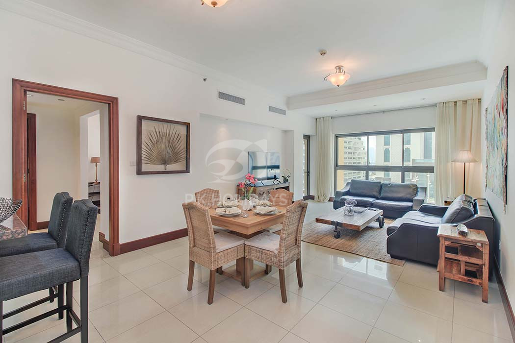 Newly Refurbished Spacious 1 Bed in Golden Mile 2, Golden Mile 2, Golden Mile, Palm Jumeirah, Dubai