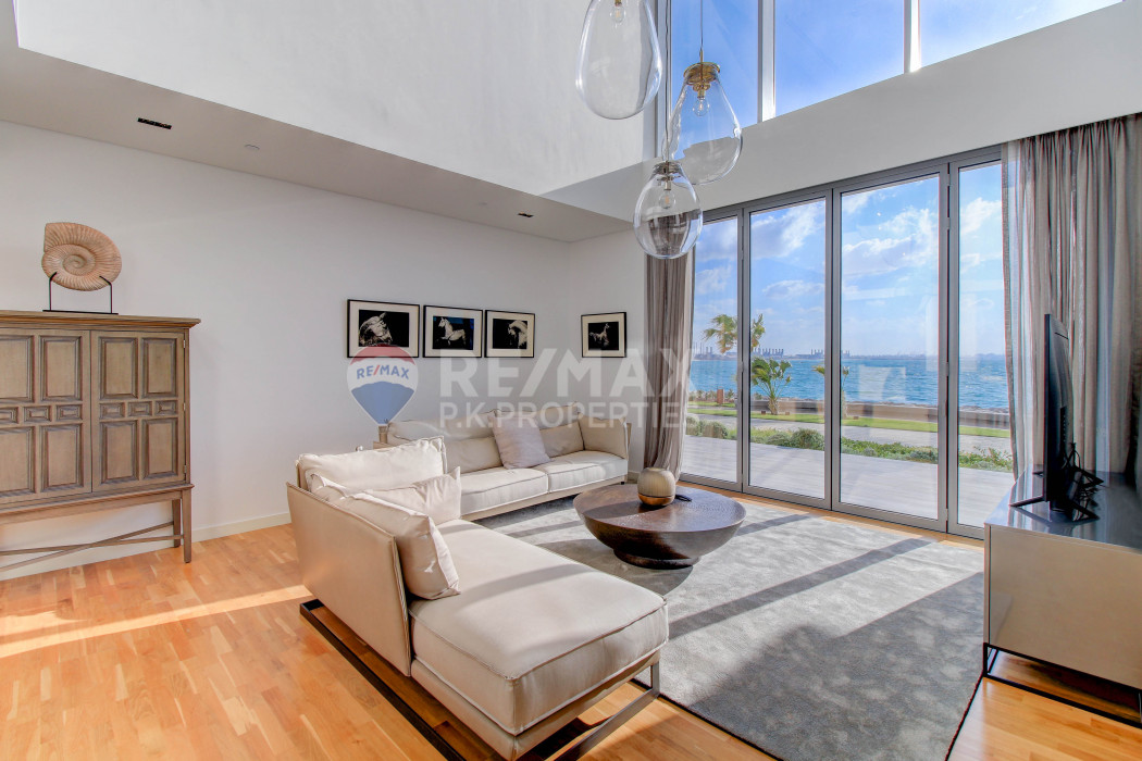 4 Bed+M+L Townhouse|Full sea view | Bluewaters
