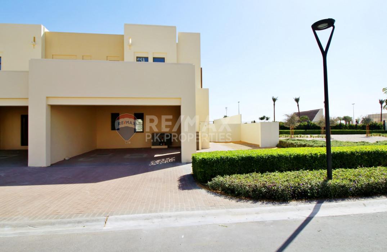 Type H | 3 Bed TH + Maids | Corner Plot|Mira Oasis - Mira Oasis 3, Mira Oasis, Reem, Dubai