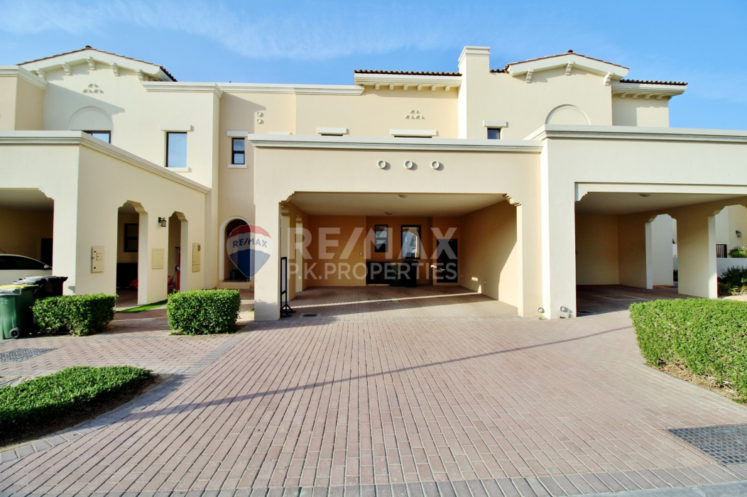 Available Now | Type 3M | 3 bed+maids | Single Row - Mira 1, Mira, Reem, Dubai