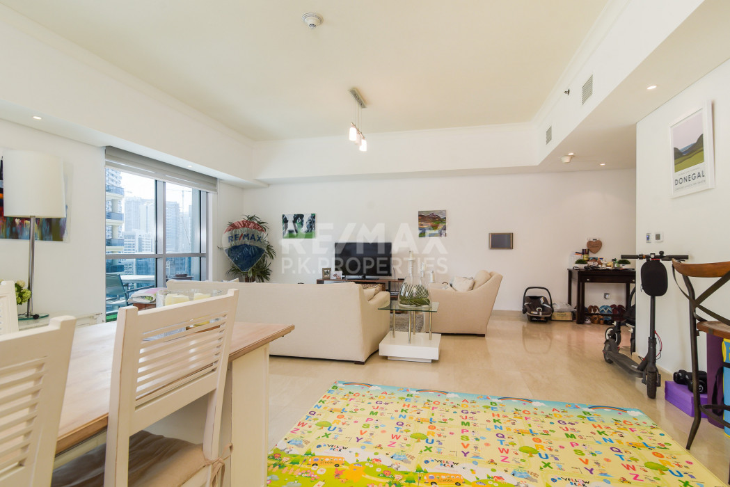 Spacious 2 Bed | Partial Marina View | View Now