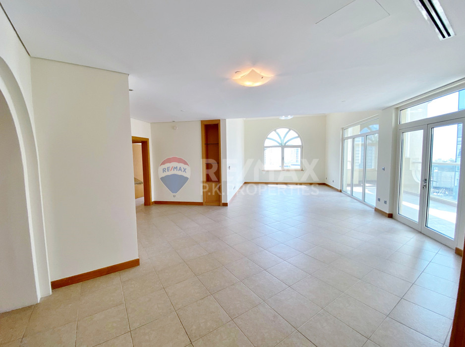 Large 3 Bed plus Maids A Type Apt | Vacant | Ready