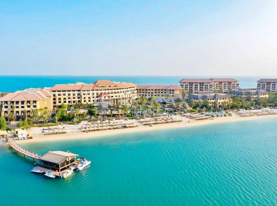 Fully Serviced 1 Bedroom Hotel Apartment | Vacant - Sofitel Dubai The Palm, The Crescent, Palm Jumeirah, Dubai