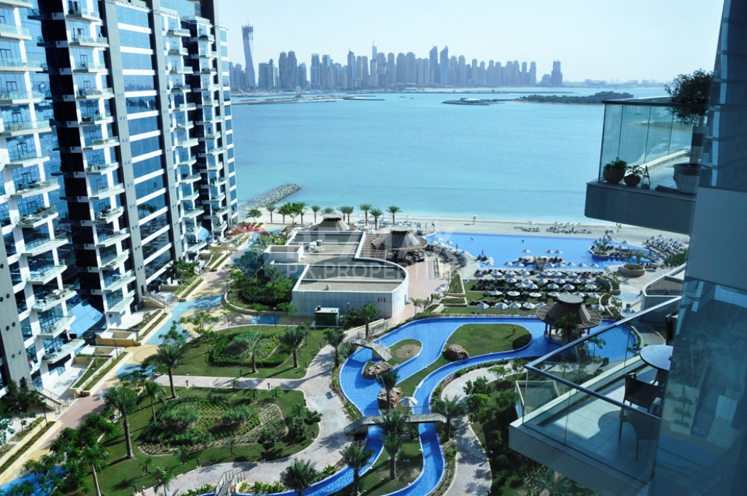 Exclusive | Large 1 bedroom apartment|Keys With Me - Oceana Atlantic, Oceana, Palm Jumeirah, Dubai
