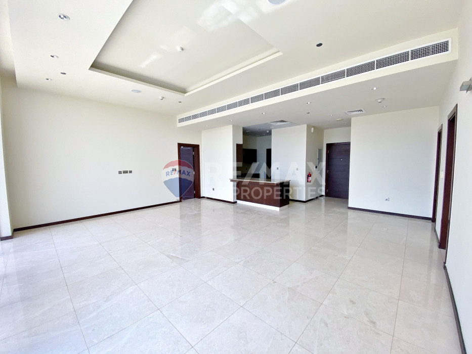 Large 2 + Study | Low Floor | Ready To Move Into - Sapphire, Tiara Residences, Palm Jumeirah, Dubai
