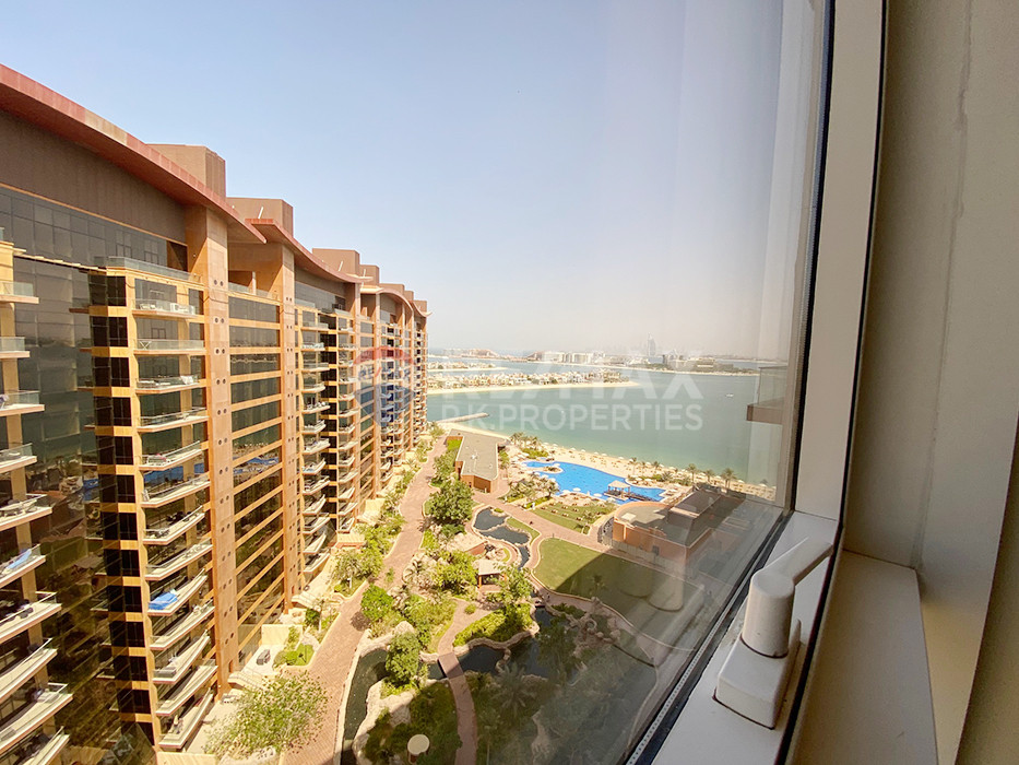 Large Vacant 3 Bed | Tiara Residences | Beach View - Sapphire, Tiara Residences, Palm Jumeirah, Dubai