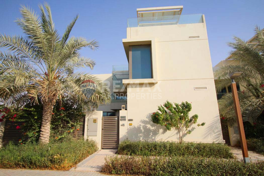 No Commission | 4 Bed+Maids | Discounted DEWA - Cluster 5, The Sustainable City, Dubai