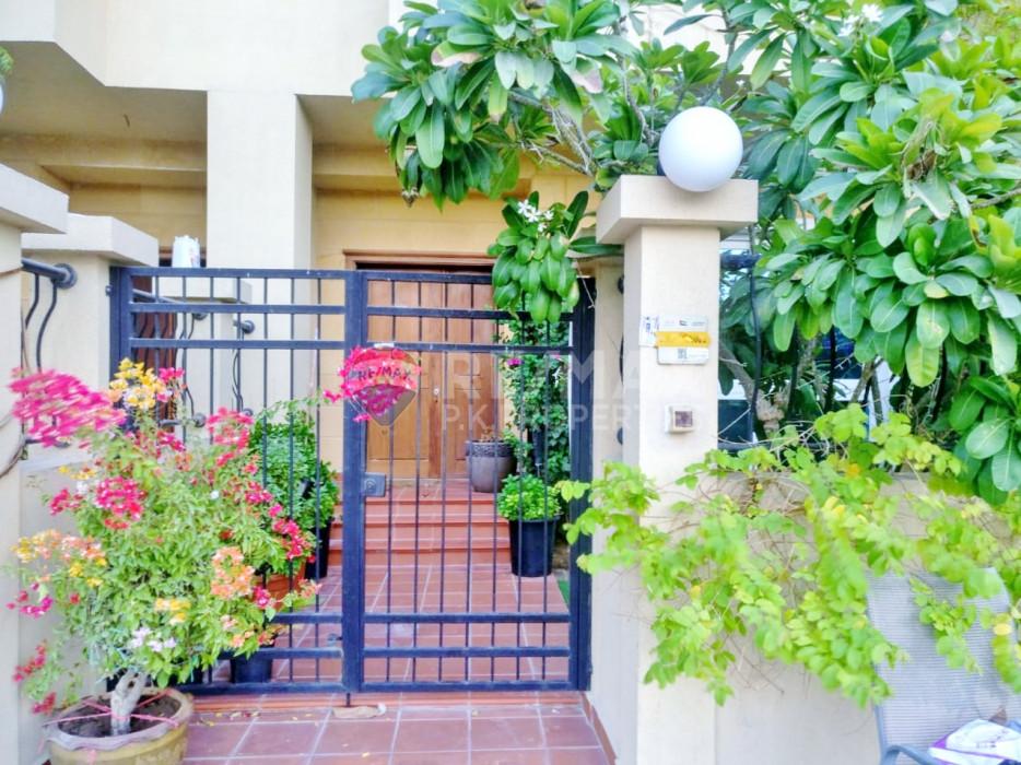 Large Vacant 4 Bed Villa | Indigo Ville 8 | Fully Furnished - Indigo Ville 8, Indigo Ville, Jumeirah Village Circle, Dubai