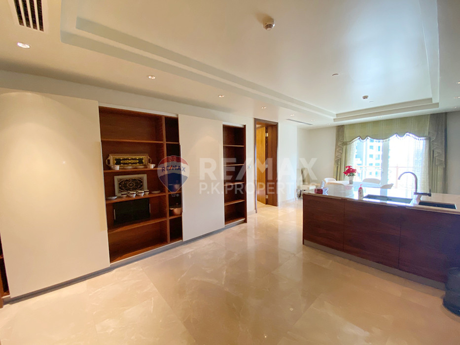 Fully Furnished 4 Bedroom Penthouse | Vacant | - Marina Residences 1, Marina Residences, Palm Jumeirah, Dubai