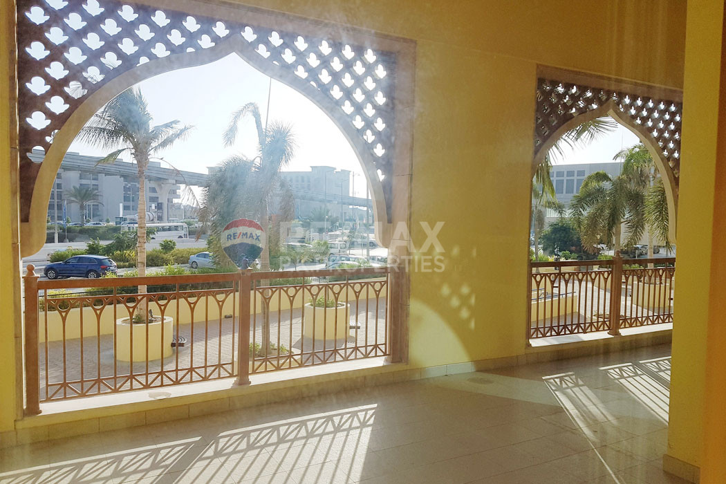 Large 2 Bedroom | Low Floor | Marina Residence - Marina Residences 4, Marina Residences, Palm Jumeirah, Dubai