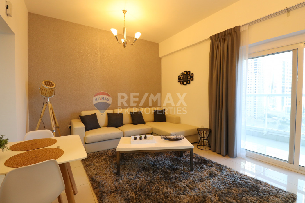Interior Designed | Beautifully Furnished - Continental Tower, Dubai Marina, Dubai