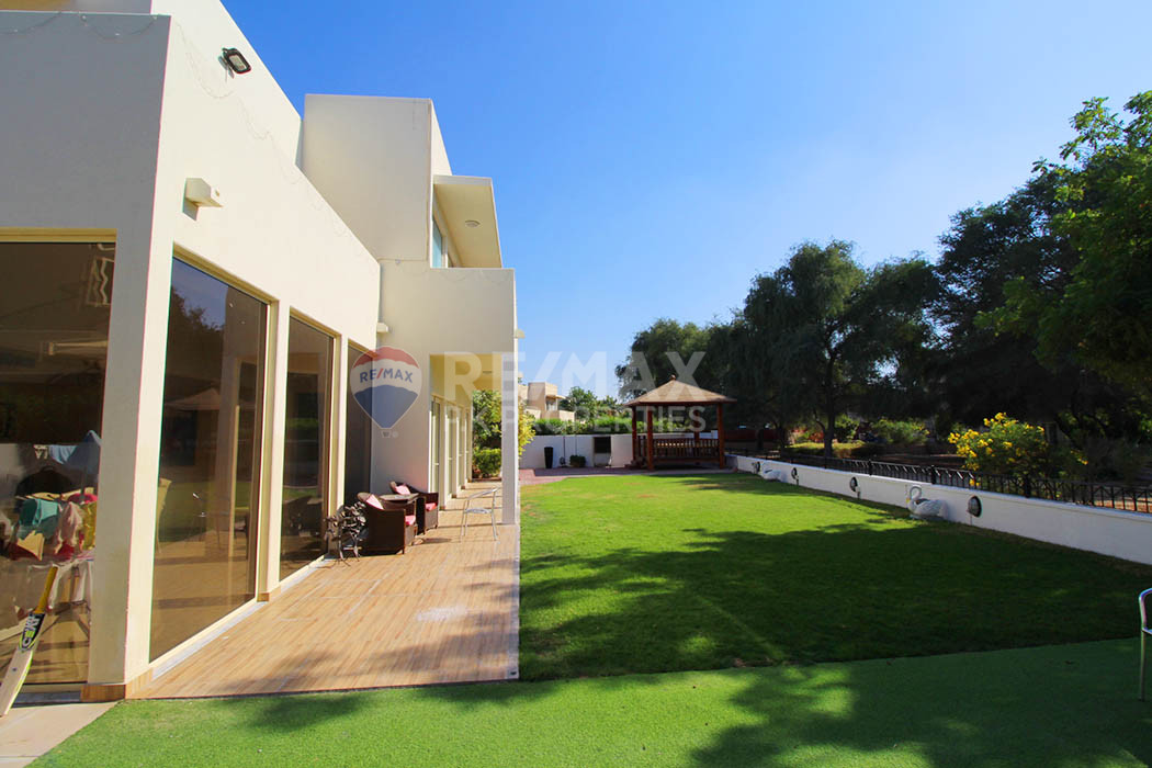 Perfect Villa Backing Park | Private Pool Allowed - Saheel 1, Saheel, Arabian Ranches, Dubai