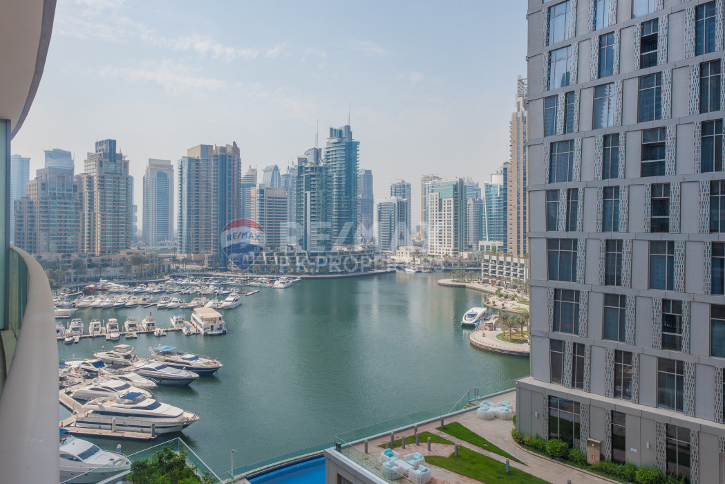 Beautifully Furnished | Luxury Residences - Damac Heights, Dubai Marina, Dubai