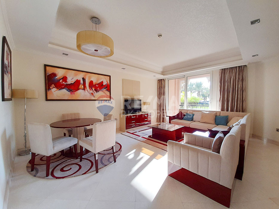 Luxury on a Grand Scale | Furnished | 1 Bed - Mughal, Grandeur Residences, Palm Jumeirah, Dubai