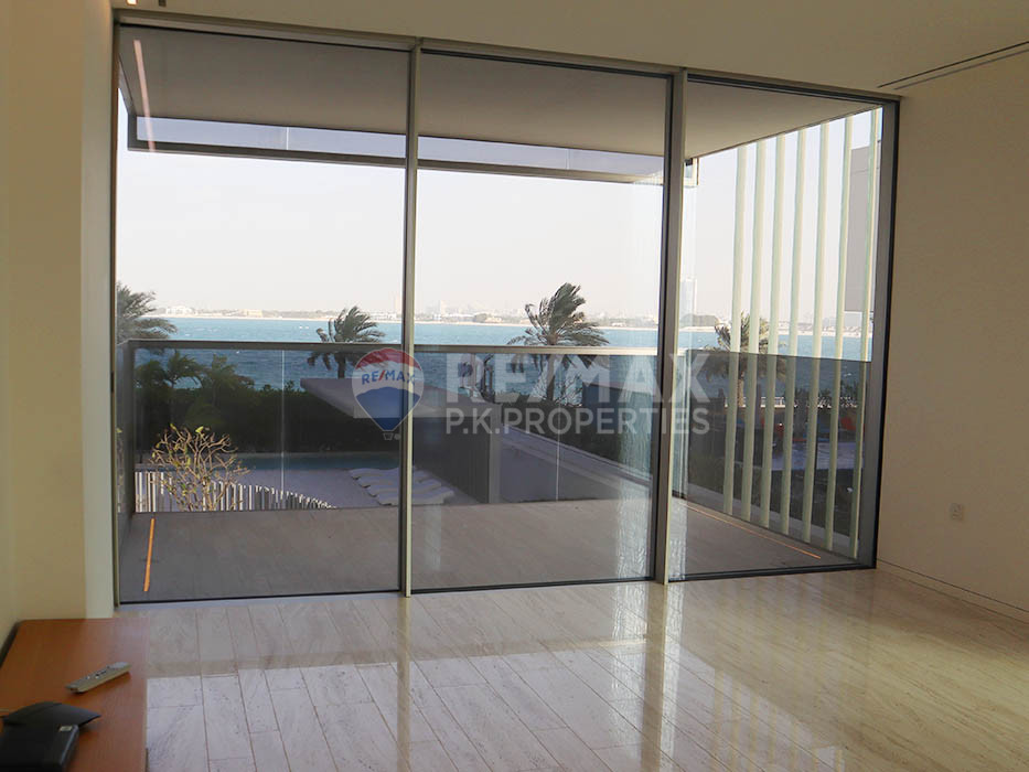 Negotiable I Furnished I 3BR plus Maids I Seaview - Muraba Residence, The Crescent, Palm Jumeirah, Dubai