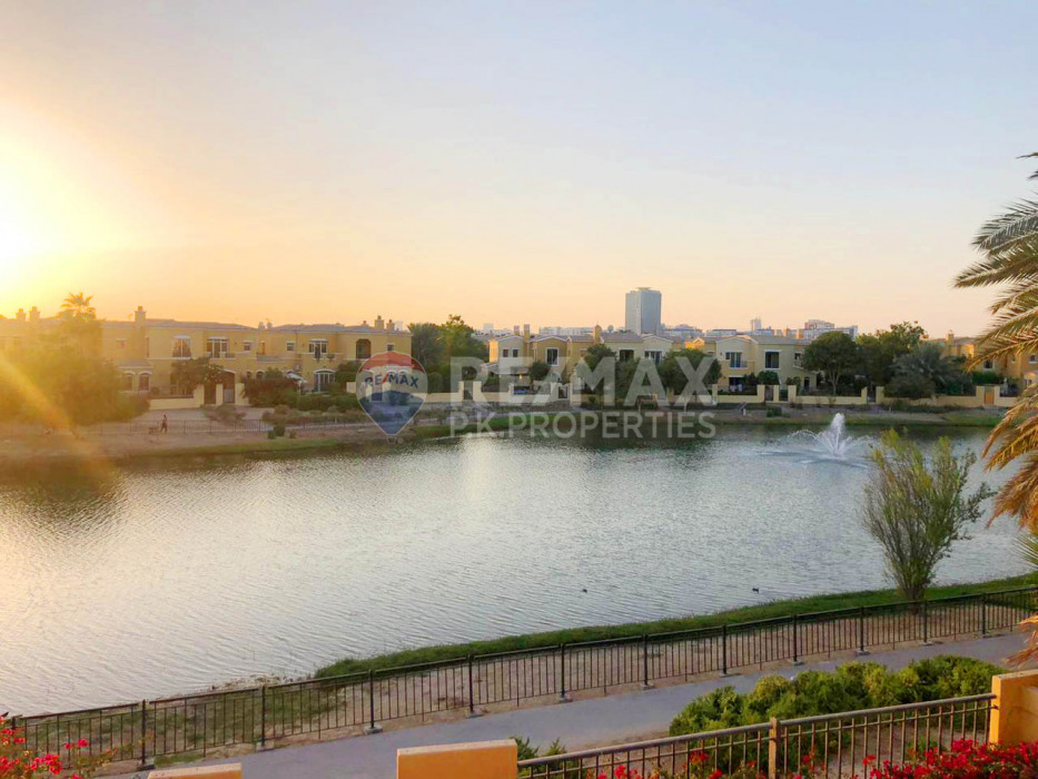Stunning Location | 2 Beds |  Lake View - Palmera 2, Palmera, Arabian Ranches, Dubai