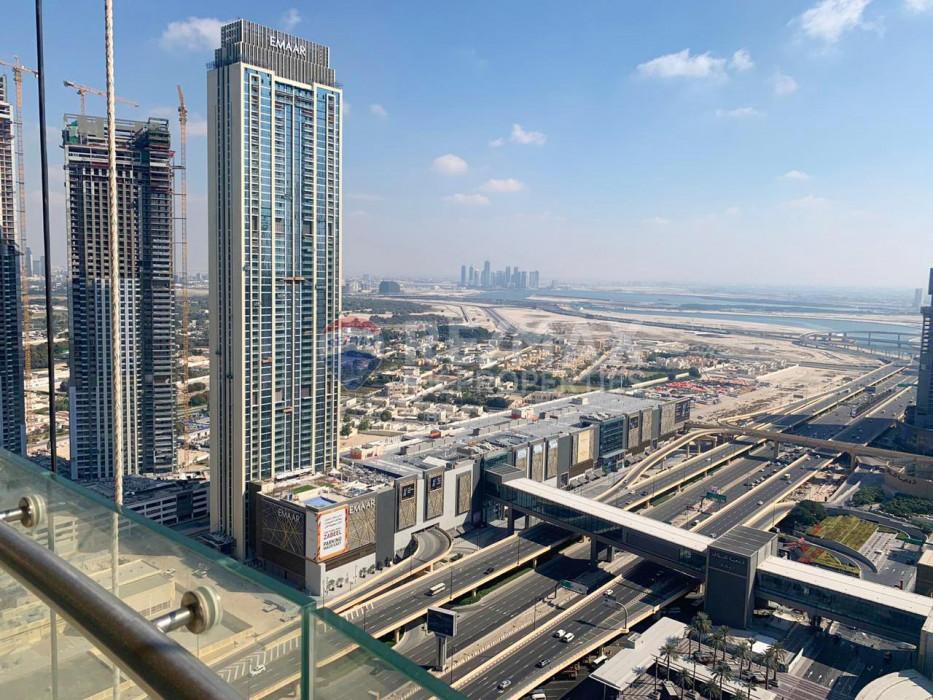 Fully Furnished 1BR | Prime Location | Dubai Mall - The Address Dubai Mall, Downtown Dubai, Dubai