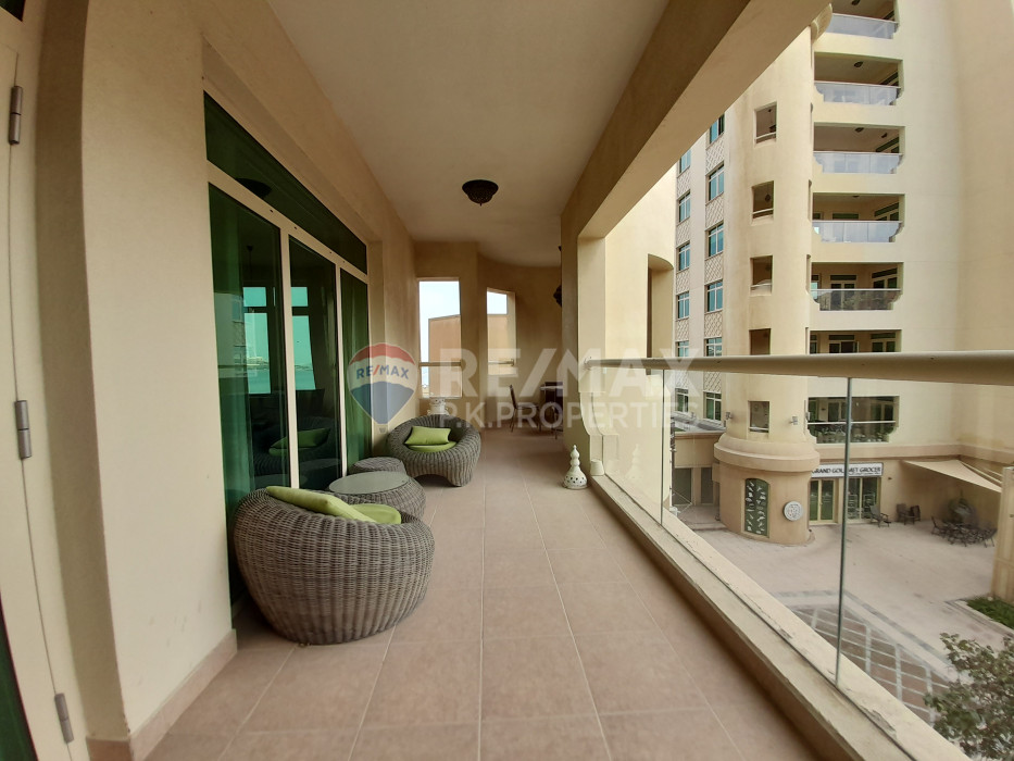 Beach Access | Fully Furnished | Type A |  3 Bed