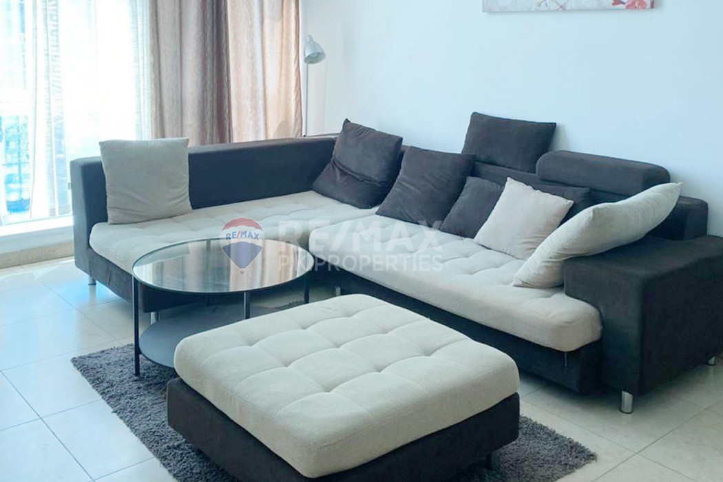 Furnished 1 bed Apt for rent | excellent location - MAG 218, Dubai Marina, Dubai