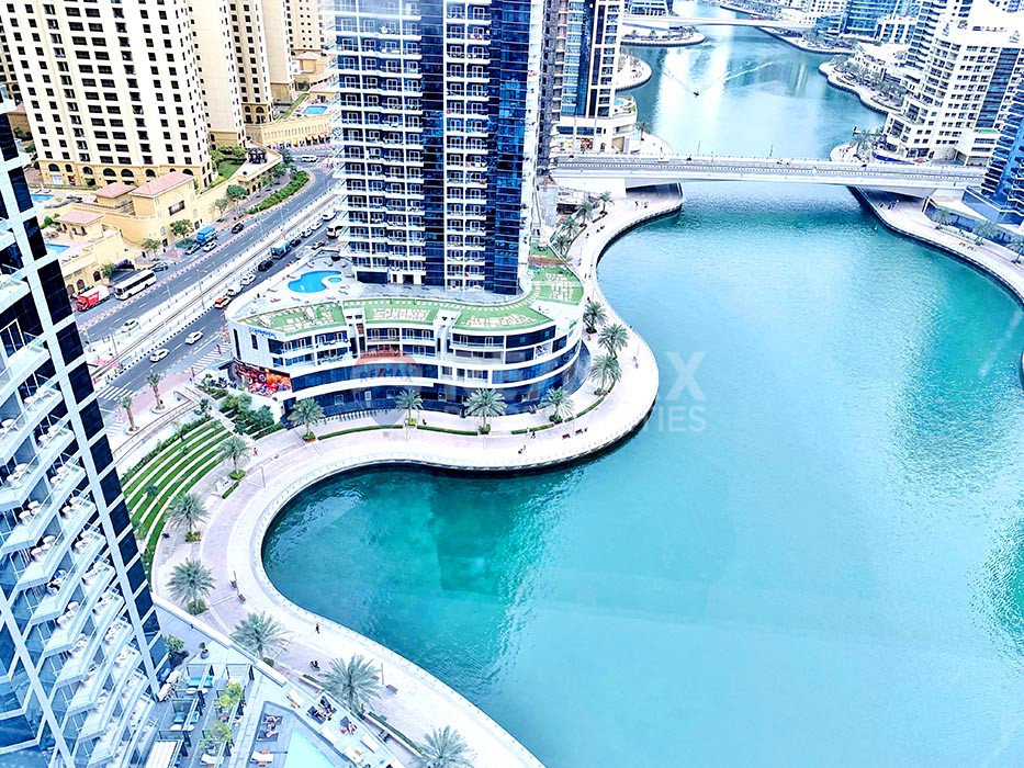 1 Bedroom Apartment | Marina View | Central Tower - Central Tower, Bay Central, Dubai Marina, Dubai