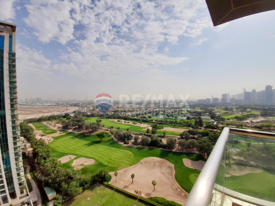 Amazing 2 bed |Fairways| Stunning Golf Course View - The Fairways West, The Fairways, The Views, Dubai
