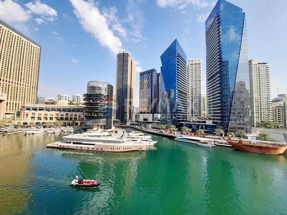 Amazing 3 beds + Maids | Marina Quays| Marina View - Marina Quay East, Marina Quays, Dubai Marina, Dubai