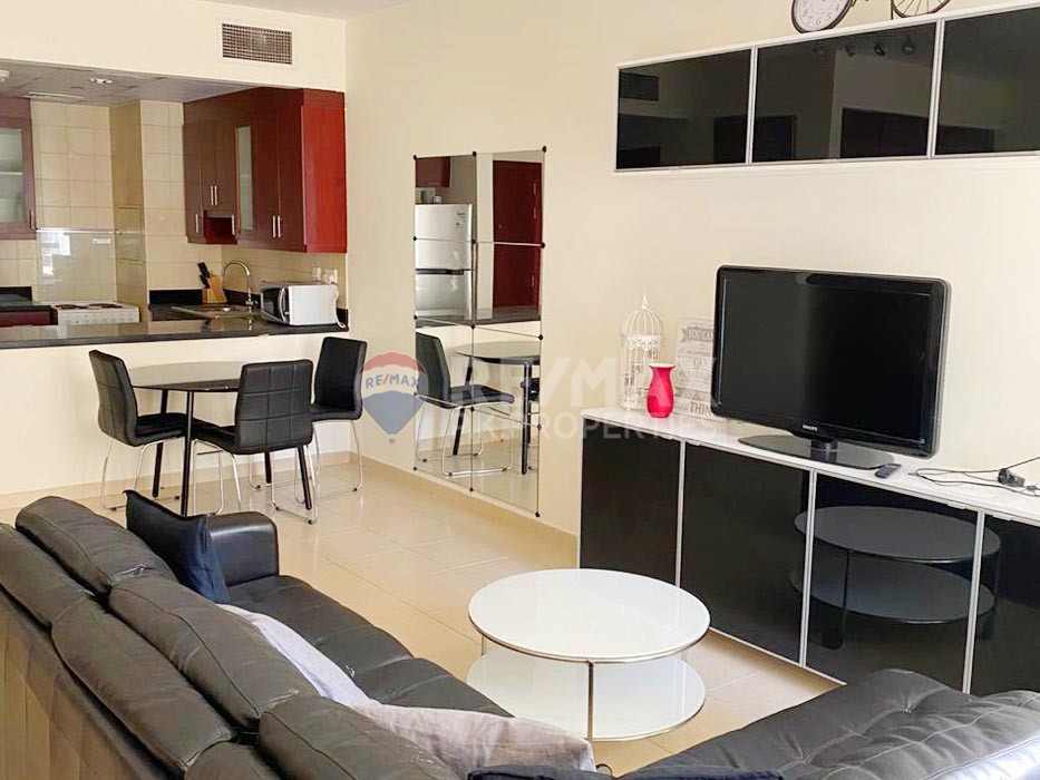 Spacious furnished studio for rent in Murjan, JBR - Murjan 2, Murjan, Jumeirah Beach Residence, Dubai